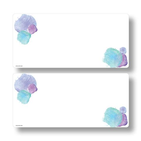 Magnetic Fridge Whiteboard Blue - 3020