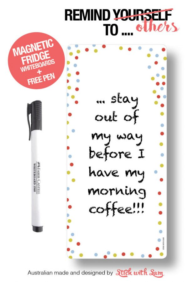 Whiteboard Erasable Planners.